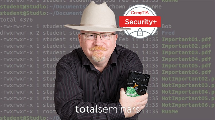 Learn CompTIA Security+ Certification (SY0-501) Total Course | Udemy