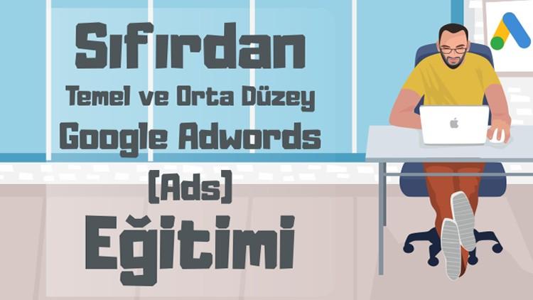 Sfrdan Temel ve Orta Dzey Google Adwords Eitimi