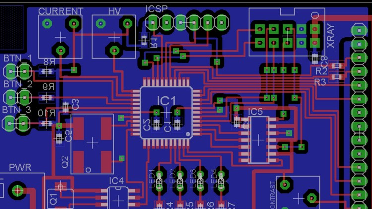 PCB Design for everyone with EasyEDA a free and online tool | Udemy
