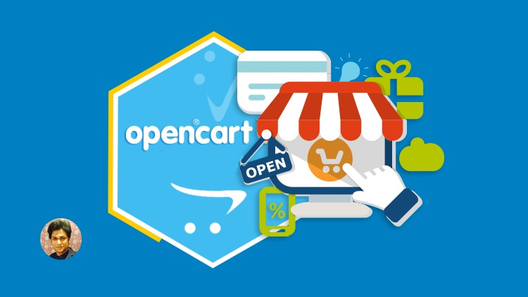OpenCart 3 - Complete Project Professional Ecommerce Course | Udemy