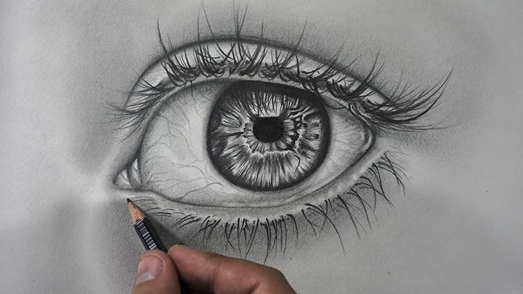 Cómo Dibujar Un Ojo Realista A Lápiz Fácil Dibujo Artístico Udemy