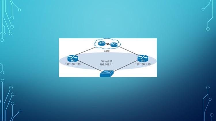Intro 101 to HSRP,VRRP,GLBP - First Hop Redundancy Protocols | Udemy