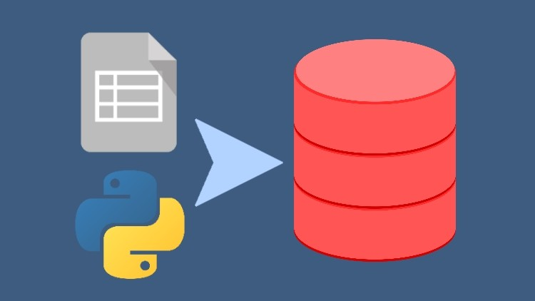 Python & Excel: Easily migrate spreadsheets to a database   Udemy