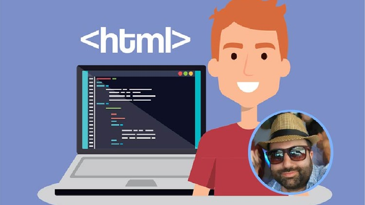 Basic HTML For Beginners: Build A Professional Web Pages | Udemy