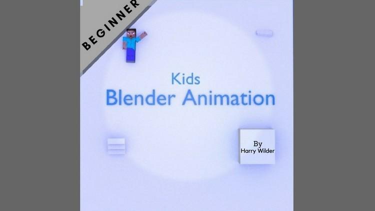 Beginner Blender Animation For Kids | Udemy