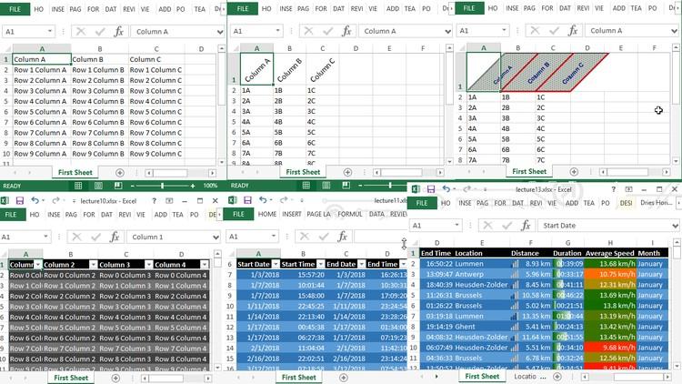 Create Advanced Excel files using Java   Udemy