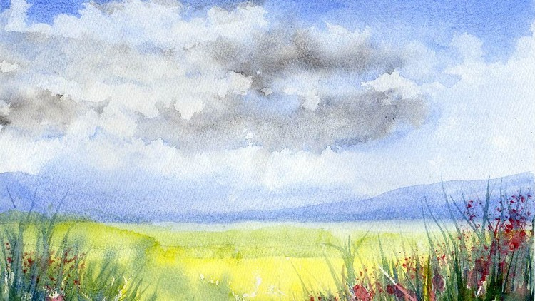 Beginners Guide To Watercolor Painting All You Need To Know