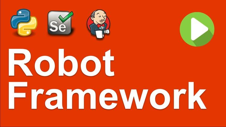 Robot Framework - RIDE & Selenium