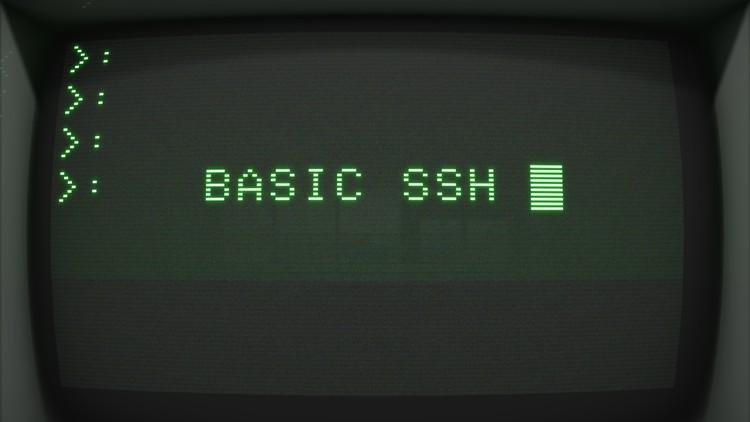 Beginner SSH Secure Shell – Hands on!