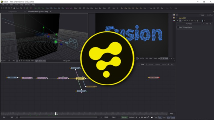 Blackmagic Fusion - From Novice to Expert | Udemy