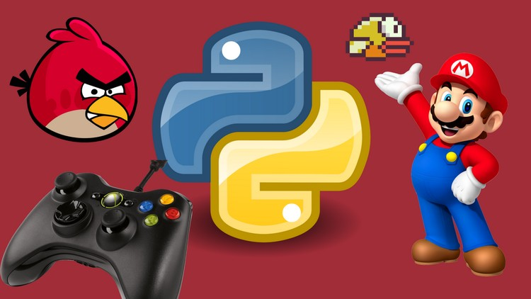 Python Game Development™ : Build 11 Total Games | Udemy