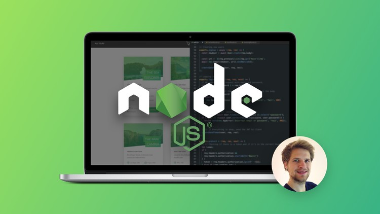 Node js, Express, MongoDB & More: The Complete Bootcamp 2019