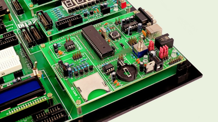 Master PIC Microcontroller Programming in Embedded C | Udemy