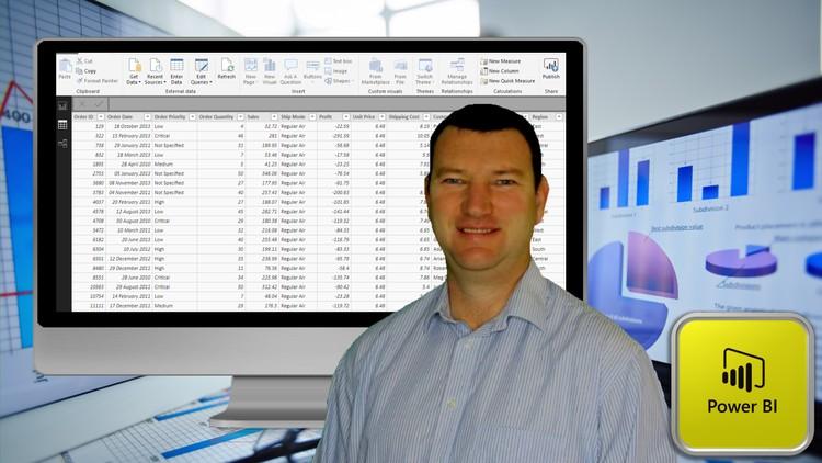 Power BI Master Class - Data Modeling and DAX Formulas | Udemy