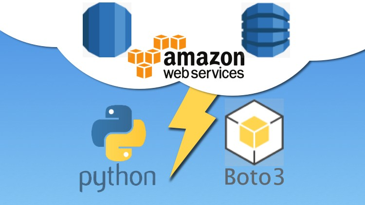 Work with RDS and DynamoDB: AWS with Python and Boto3 Series | Udemy