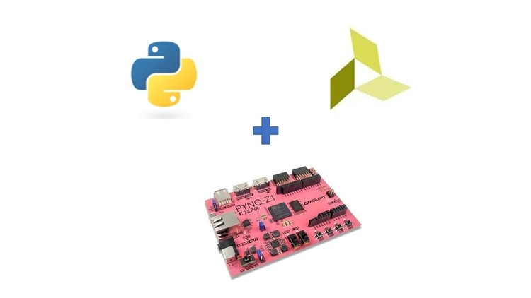 PYNQ FPGA Development with Python Programming & VIVADO | Udemy