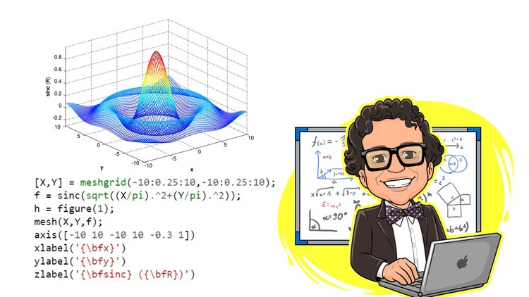 The Complete MATLAB Computer Programming Bootcamp | Udemy