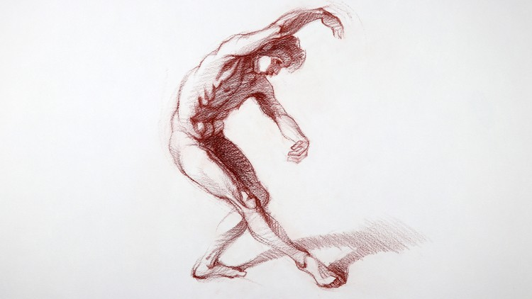 The Art Science Of Figure Drawing Gesture Udemy