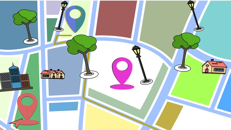 Exploring Maps with CoreLocation, MapKit, Swift in iOS | Udemy