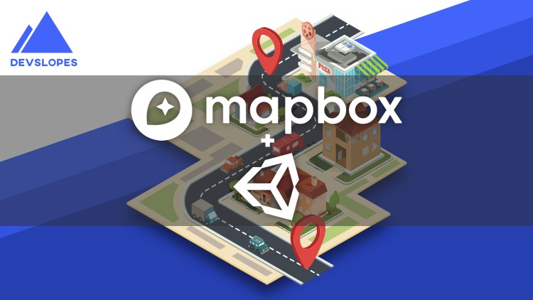 Unity 3D location based game development with Mapbox   Udemy