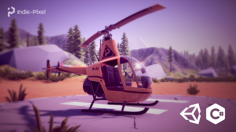 Intro to Unity 3D Physics: Helicopters - Early Access | Udemy