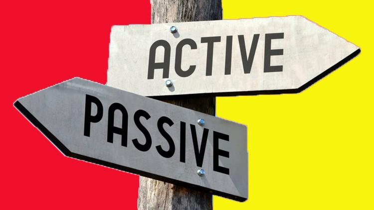 English Grammar: Verb Tenses in Active Voice & Passive Voice | Udemy