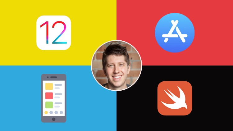 The 10 Day iPhone App Bootcamp - NEW iOS 12 and Xcode 10 | Udemy