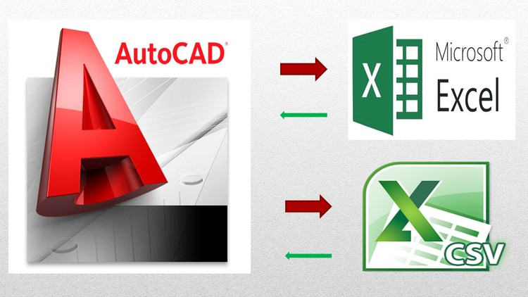 AutoCAD to Excel - VBA Programming Hands-On! | Udemy