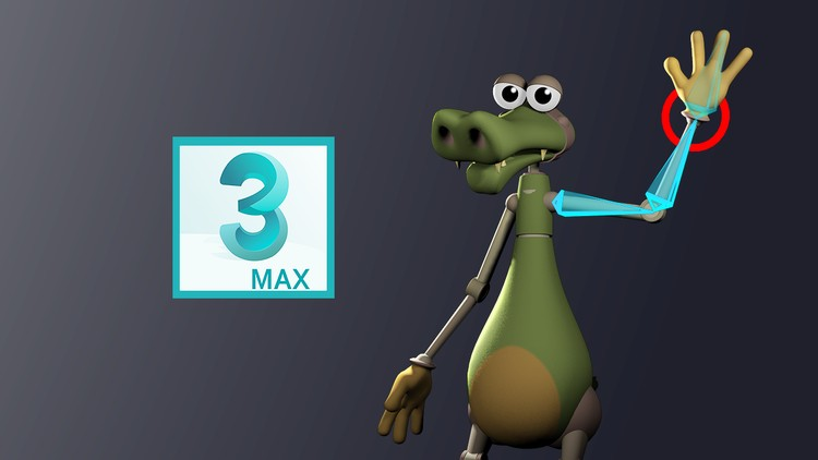 Character Rigging For Complete Beginners