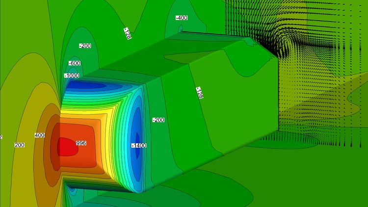 ANSYS CFD for External Aerodynamics and Turbomachinery | Udemy