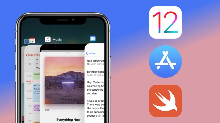 The Complete iOS 12 & Swift Developer Course - Build 28 Apps | Udemy