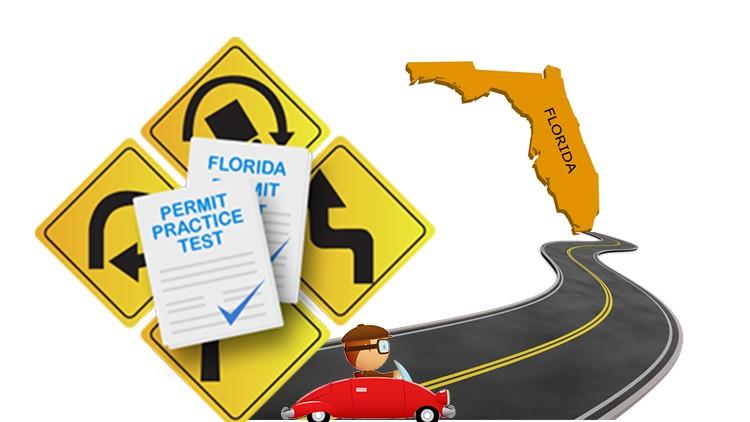 Permit Test Florida >> Florida Drivers Permit Practice Test Udemy