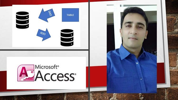 Connection Strings MS Access (ADODB & DAO Series-5) | Udemy