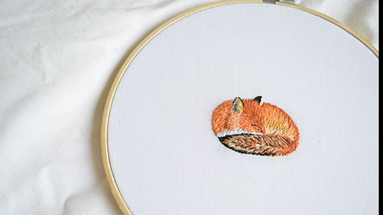 Hand Embroidery: Painting with thread | Udemy