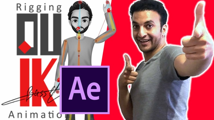 Motion Graphics with Duik Bassel 2019 in After Effects | Udemy