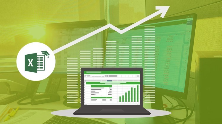 Microsoft Excel - Excel from Beginner to Advanced & VBA | Udemy