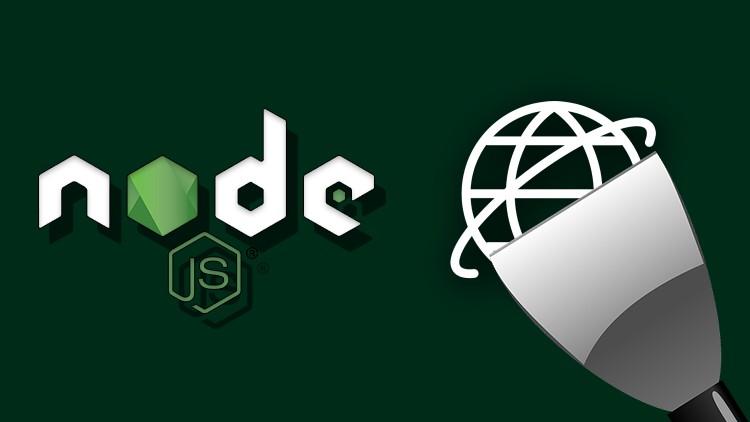 Web Scraping in Nodejs | Udemy