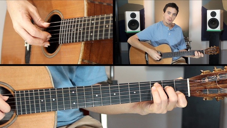 Fingerstyle Guitar STEP BY STEP: Learn Songs & Arrangements | Udemy