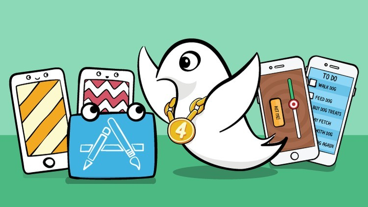 iOS 12 and Swift 4 2 for Beginners: 200+ Hands-On Tutorials | Udemy