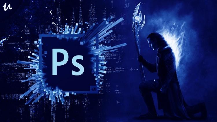 Photoshop CC 2018 İle Profesyonel Teknikleri Kolay Öğrenme!