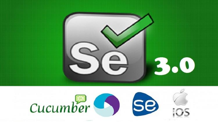 Selenium Webdriver with Java (Basics + Advance + Architect) | Udemy