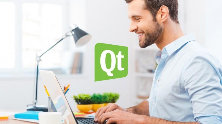 Cross platform application development using Qt framework