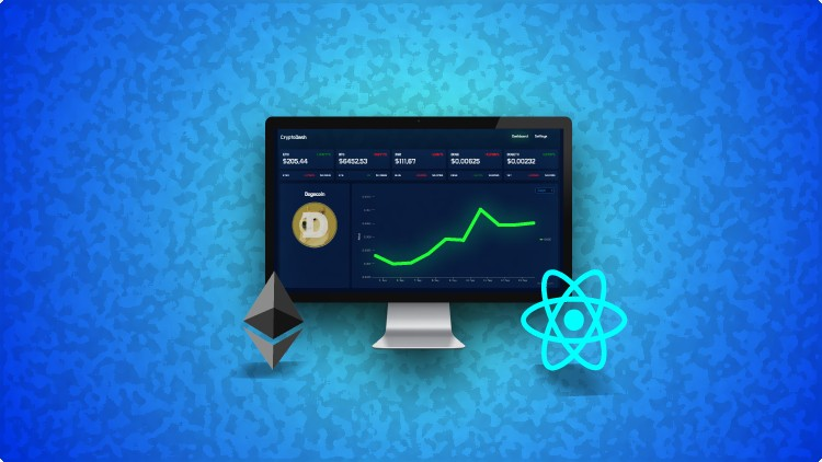 React Data Visualization - Build a Cryptocurrency Dashboard