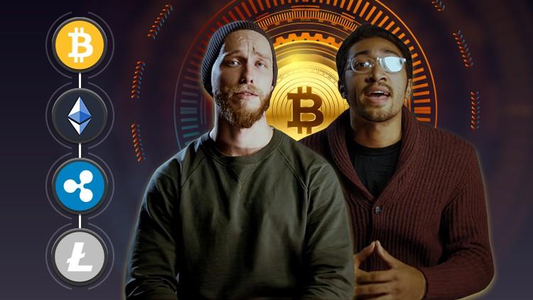 Official 2K19 Crypto & Blockchain Master Class