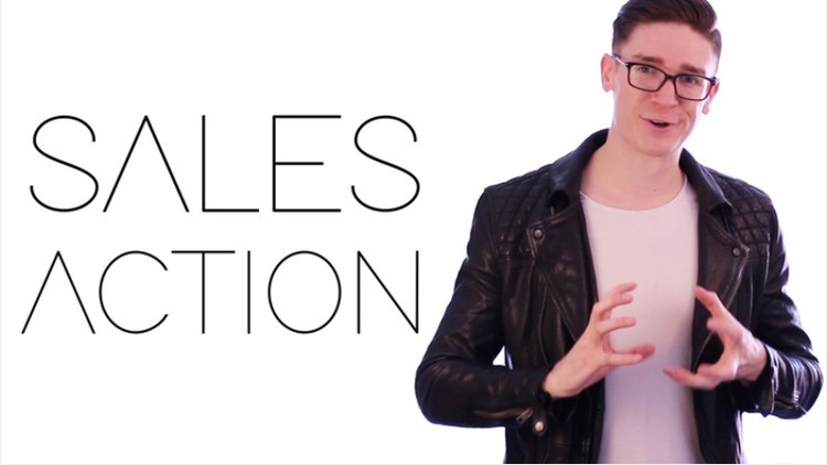Sales Action - Become An Action Taker In Sales & Business