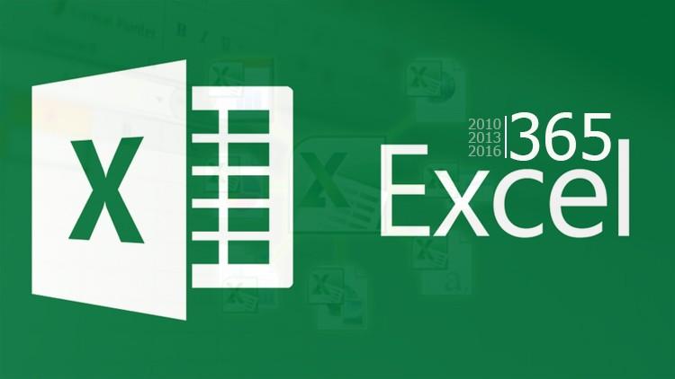 Sıfırdan Herkes İçin Microsoft Excel 365 2016/2018
