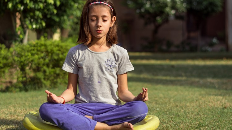 [100% Off UDEMY Coupon] - Teach Your Child to Meditate