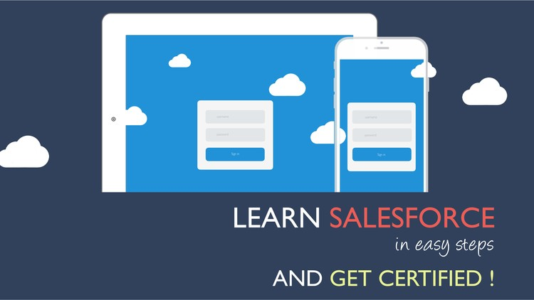 Free Salesforce Tutorial - Learn Salesforce in easy steps and get