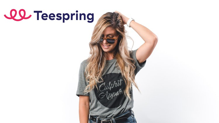 1e299b0cc Teespring-The Complete Teespring Bootcamp 2019 | Udemy