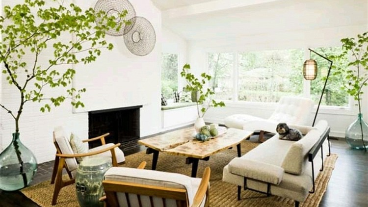 Interior Design Styles And Eco Friendly, Sustainable Design ...